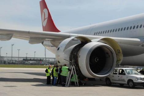Türk hava yolları nın saga havayolları ndan kiraladığı ve