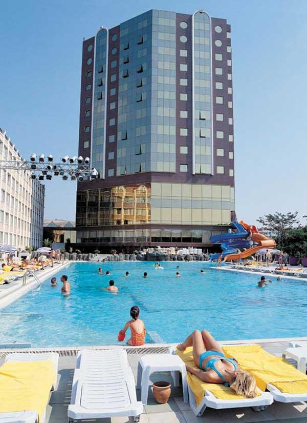 Stanbul otelleri krizden az etkilendi for Istanbul hoteller