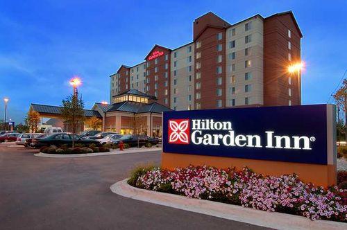 Hilton Garden Inn Stanbul Atat Rk Havaalan Na Konuyor
