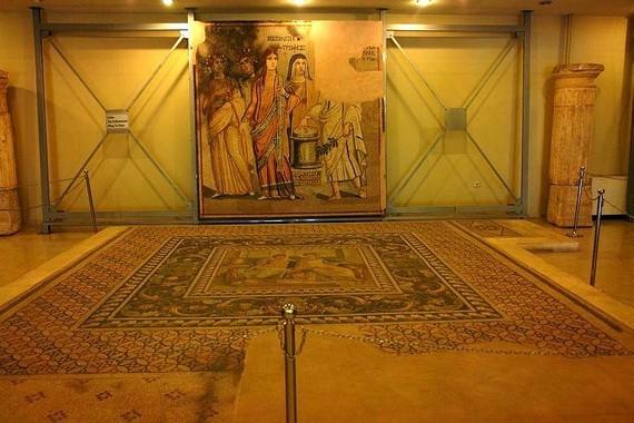 Gaziantep Mozaik Müzesi açıldı