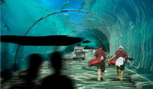 Yapay ada Maldiv adalarına tünellerle bağlanacak