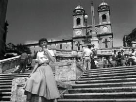Roma Tatili : Audrey Hepburn'un unutulmaz İspanyol Merdivenlerin'de dondurma yeme sahnesi artık yassah !