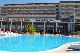 Antalya'da yılbaşı hareketliliği