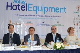 Antalya Otel Ekipmanları Fuarı 23 Ocak'ta başlayacak