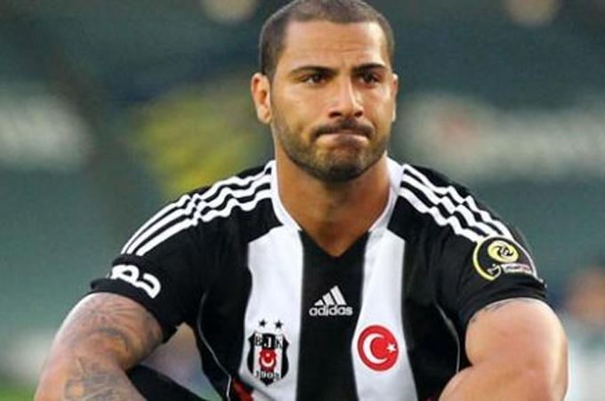 Quaresma Beşiktaş a veda ediyor