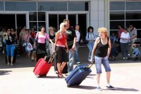 11 ayda turist sayısı 30 milyonu aştı