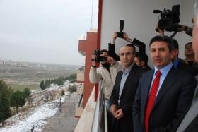 Adıyaman Üniversitesi Turizm Uygulama Oteli açıldı