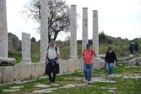 """""""Antalya kültür turizminde de dünyanın sayılı şehri"""""""