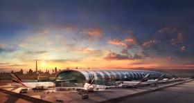 Emirates, A380 özel terminalinden ilk uçuşunu gerçekleştirdi