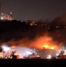 Ertuğrul Günay'dan Galatasaray Üniversitesi'ndeki yangın açıklaması