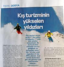 Olympos,kış turizminin yükselen yıldızı