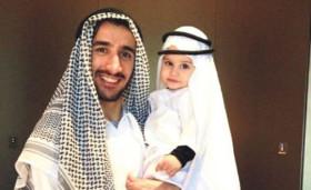 Mehmet Topal Dubai tatilinde