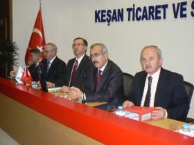Edirne Valisi:Saros Körfezi'nin Edirne'de olduğu çok fazla bilinmiyor
