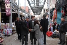 Tarihi Oturakçı Pazarı restore ediliyor