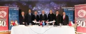 THY ile Anadolu Üniversitesi'nden 'hosteslik' anlaşması