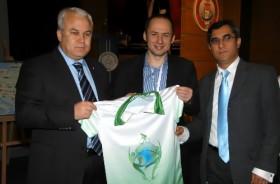 EuroVelo Direktörü Bodor Muğla'ya geldi