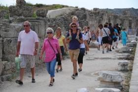 İngiliz turistlerin tatil için ilk tercihi Muğla