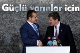 İngiltere Spor ve Turizm Bakanı Robertson Türkiye'de
