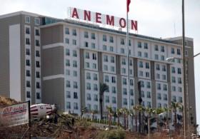 İskenderun'da 5 yıldızlı Anemon Oteli açıldı