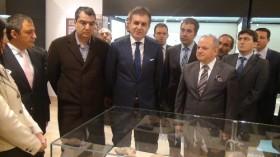 Kültür ve Turizm Bakanı Ömer Çelik,Kalehöyük Arkeoloji Müzesi'ni ziyaret etti