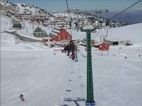 Kayak turizminin yeni gözdesi: Çambaşı Kayak Merkezi