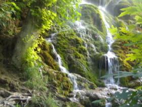 Denizli'de Güney Şelalesi'ne turist çekmek için proje hazırlanıyor