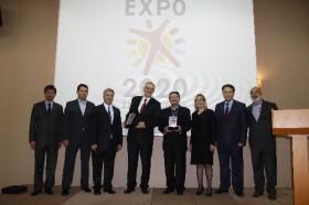 Dünya Turizm Örgütü'nden EXPO'ya tam destek