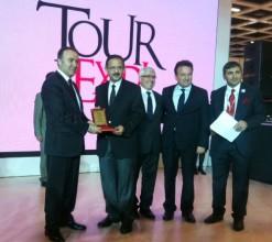 En iyi turizm belediye başkanı Özhaseki