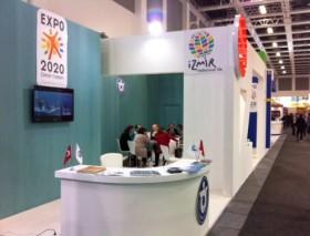 ITB Berlin fuarında İzmir'in EXPO adaylığı da tanıtıldı