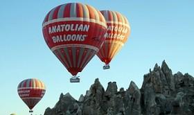 Balon turları Türkiye genelinde yaygınlaşacak