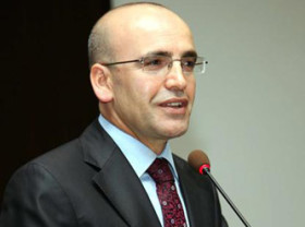 Maliye Bakanı Mehmet Şimşek, Hırvatistan'da