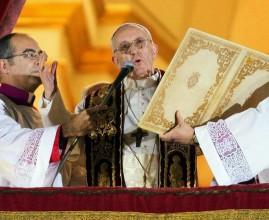 Arjantinli Papa, Latin Amerikalıları sevindirdi