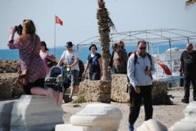 Paskalya Bayramı tatili turizmcileri sevindirdi