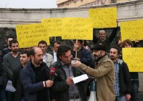 Uzungöl'e yapılacak HES'e protesto