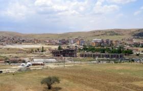Gazlıgöl'de Yeşil Kuşak projesi başlatıldı