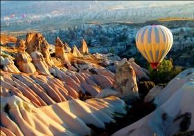 Kapadokya 3 milyon turist bekliyor