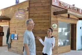 Manavgat Belediyesi, Turizm Danışma Ofisi açtı