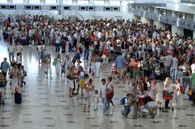 Türkiye'ye gelen turist sayısı yüzde 22,5 arttı