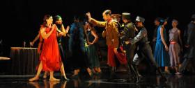 Afife Balesi yeniden sahnede