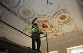 Ahmet Ağa Konağı restorasyon çalışmaları bitiyor