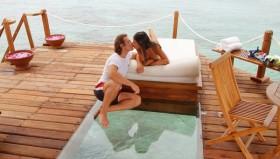 Çiftler balayı için Maldivler'i hayal ediyor