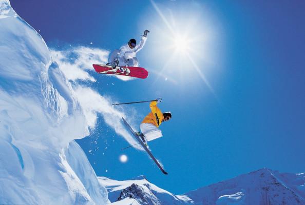 Erciyes Kayak Merkezi Polonyalılar