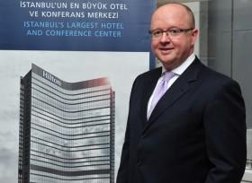 Hilton İstanbul Bomonti Otel ve Konferans Merkezi'ne Yeni Genel Müdür