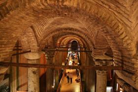 Yerebatan Sarnıcı, en çok tercih edilen müze