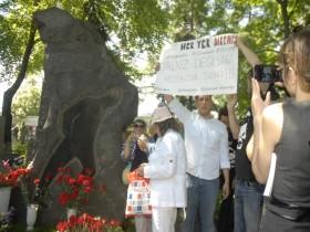 Nazım Hikmet Moskova Diren Gezi Parkı