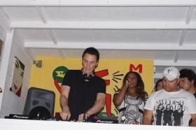 DJ Gregor Salto ile Foça'da Latin House rüzgarı esti