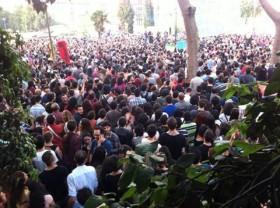 'Gezi Parkı mücadelesi devam edecek'