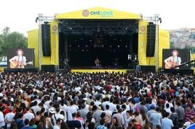 One Love Festival İptal