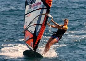 Pegasus Windsurf Ligi ilk ayak yarışları sona erdi