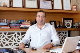 Turizmci Özgür Kurga, esnaf ve vatandaşları ziyaret etti